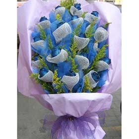 中秋节礼物                                                                                          鲜花网:爱恋深深