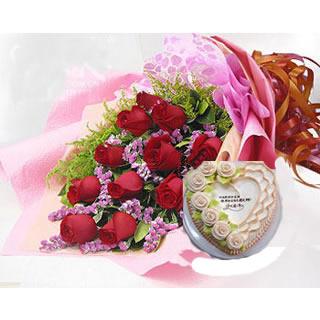 端午节礼物                                                                                          鲜花网:爱的誓言