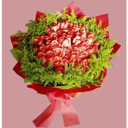 新年礼物                                                                                            鲜花网:一生的承诺