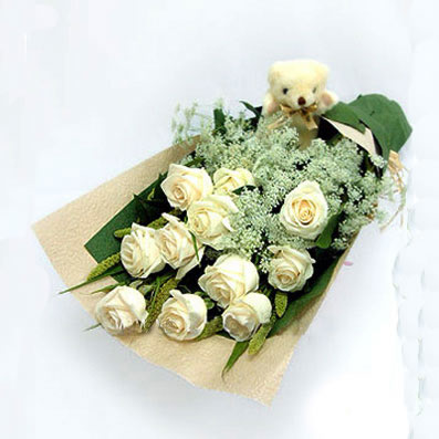 汾西鲜花配送-订花
