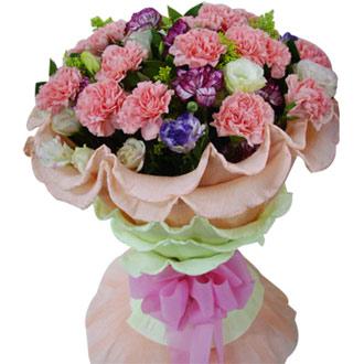 护士节礼物                                                                                          鲜花网:节日快乐