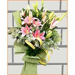 重阳节礼物                                                                                          鲜花网:简单爱