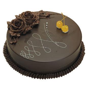 天津生日蛋糕:秋意浓