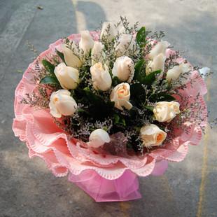 开张花篮订购                                                                                        鲜花网:爱的宣言
