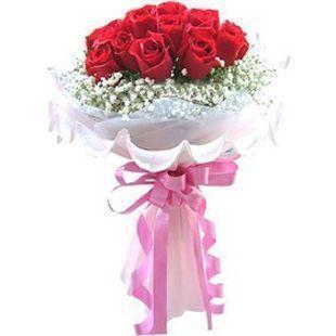 花篮订购                                                                                            鲜花网:爱到永久