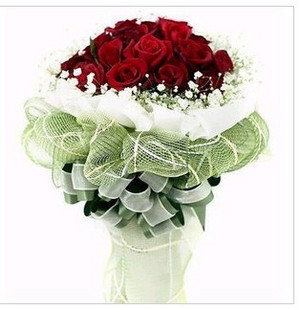 华丽环岛鲜花-鲜花礼品