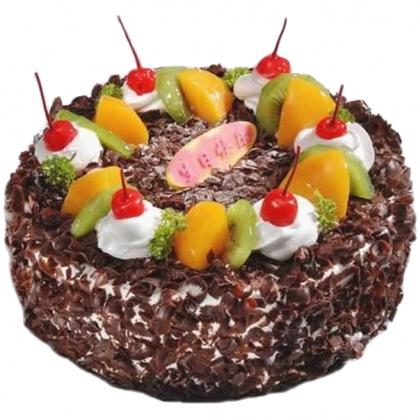 深圳生日蛋糕:挪威森林