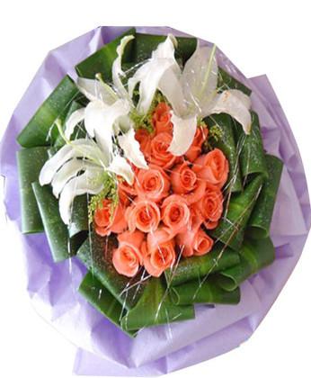 劳动节礼物                                                                                          鲜花网:温暖祝福