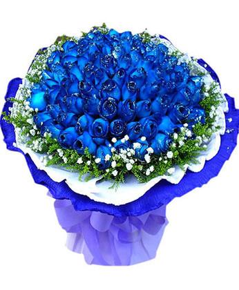 韩国鲜花:因为爱