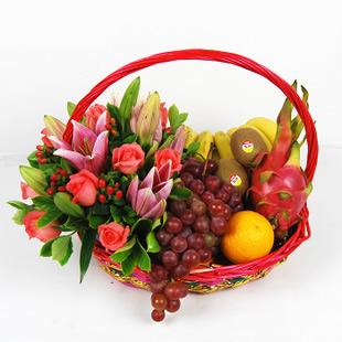 瑞安水果篮:果篮・幸福的感觉