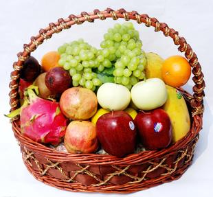 内蒙古水果篮:果篮・幸福如意