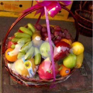 德州鲜花:果篮・祝福纪念
