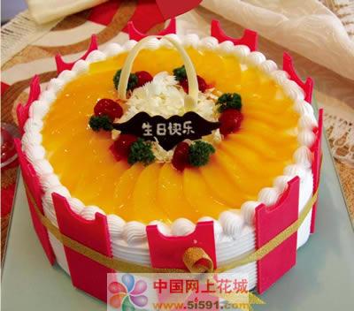 南昌生日蛋糕:永恒岁月