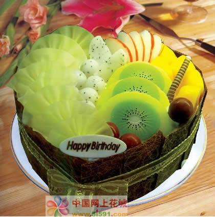 常德生日蛋糕:爱的主角