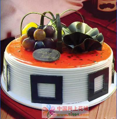 南昌生日蛋糕:幸福时光