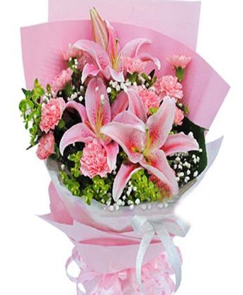达拉斯鲜花店-感恩祝福
