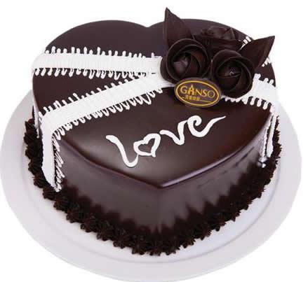 玄武元祖:元祖蛋糕-LOVE