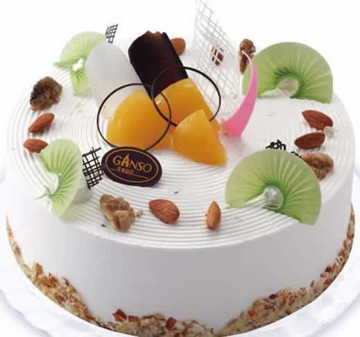 玄武元祖:元祖蛋糕-果嘉年华