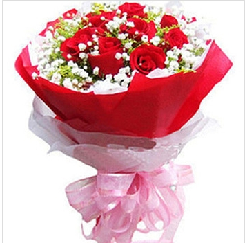 卖鲜花景-鲜花礼品