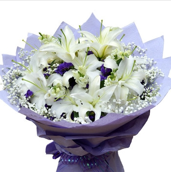 鲜花礼品-温暖沁人