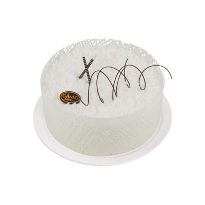 多层蛋糕                                                                                            鲜花网:元祖蛋糕-雪漫飞舞