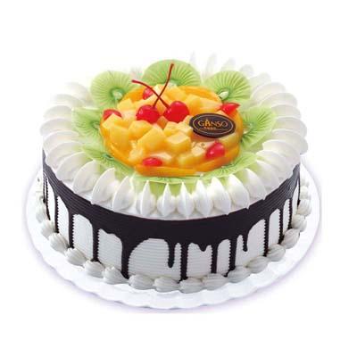 玄武元祖:元祖蛋糕-水果之恋