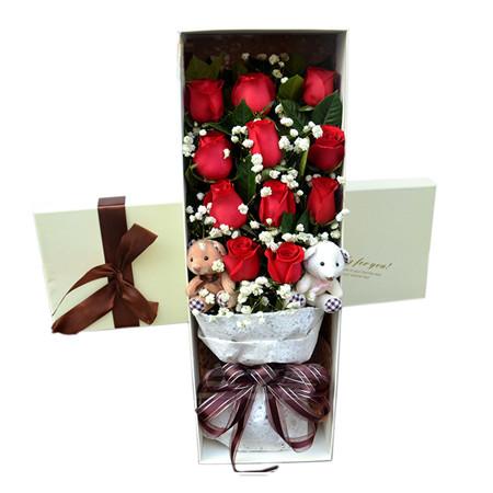 瑞安鲜花:可爱的你