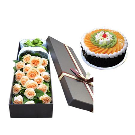 韩国鲜花:生日祝福