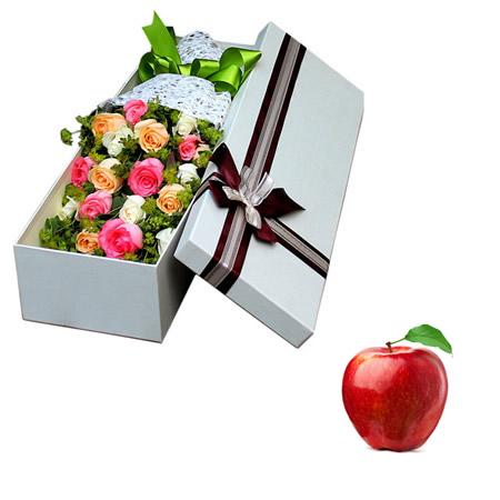 泰国鲜花快递网-平安圣诞夜