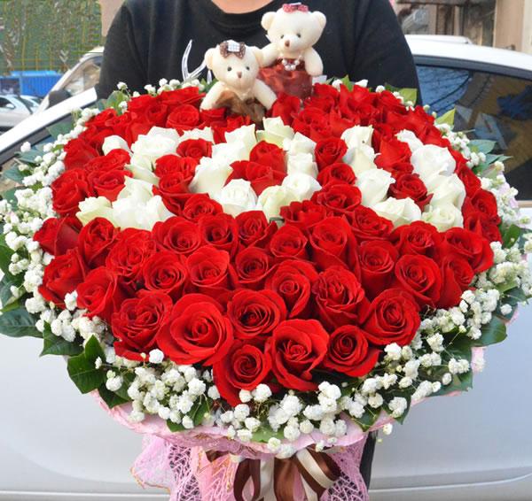 达拉斯送花-想你念你