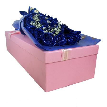 德州鲜花:深沉的爱