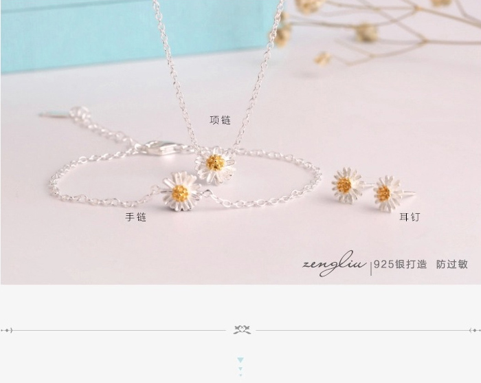 吉林省生日礼物:小雏菊花朵
