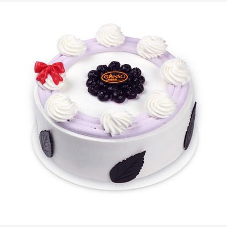 网红蛋糕                                                                                            鲜花网:元祖蛋糕-幸福花园