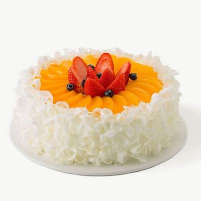 蛋糕订制                                                                                            鲜花网:好利来-蜜桃轻舞