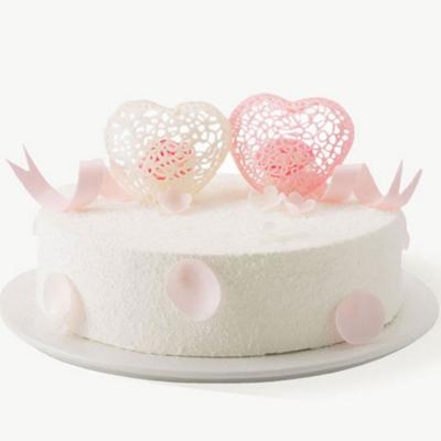 三八节礼物                                                                                          鲜花网:好利来蛋糕-幸福恋人