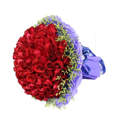 韩国鲜花:浓浓的爱(特价)
