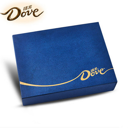 吉林省生日礼物:德芙巧克力礼盒装