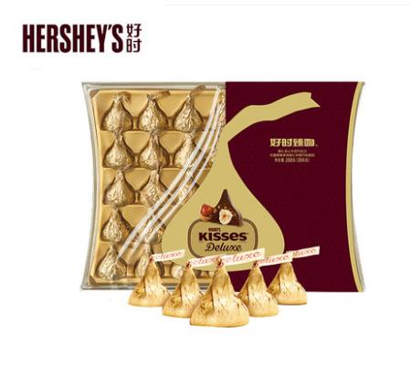 吉林省生日礼物:好时臻吻巧克力礼盒装