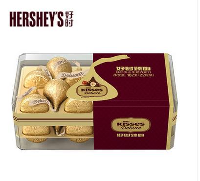 吉林省生日礼物:好时巧克力