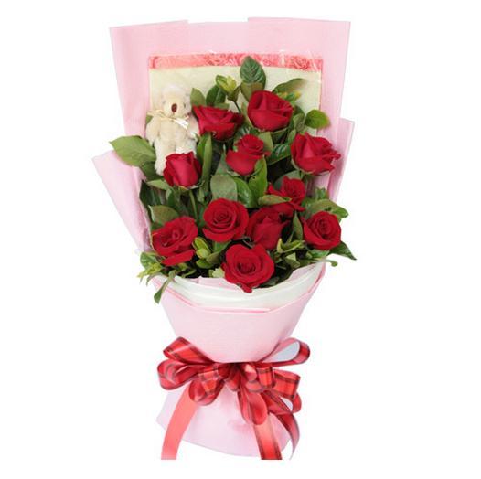 西班牙网上订花-生日快乐
