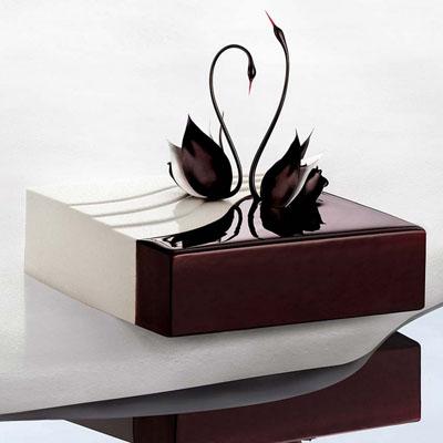 天津水果篮:黑天鹅 天鹅颂