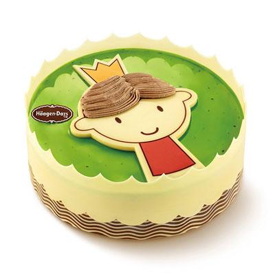 哈根达斯:哈根达斯 冰淇淋蛋糕 小王子