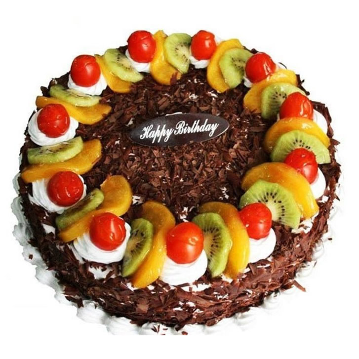 天津生日蛋糕:生日水果蛋糕
