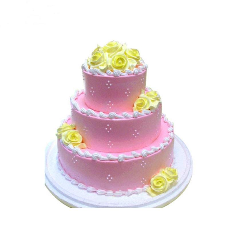 常德生日蛋糕:辉煌喜悦