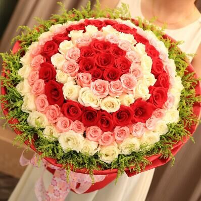 订花-我爱你