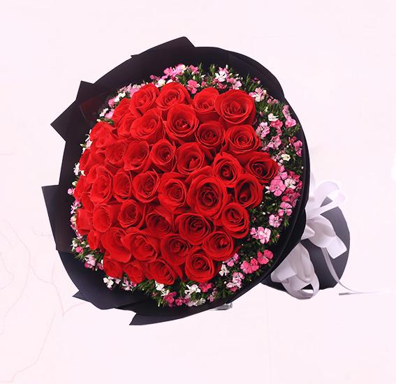蔚山网上订花-致最爱的你
