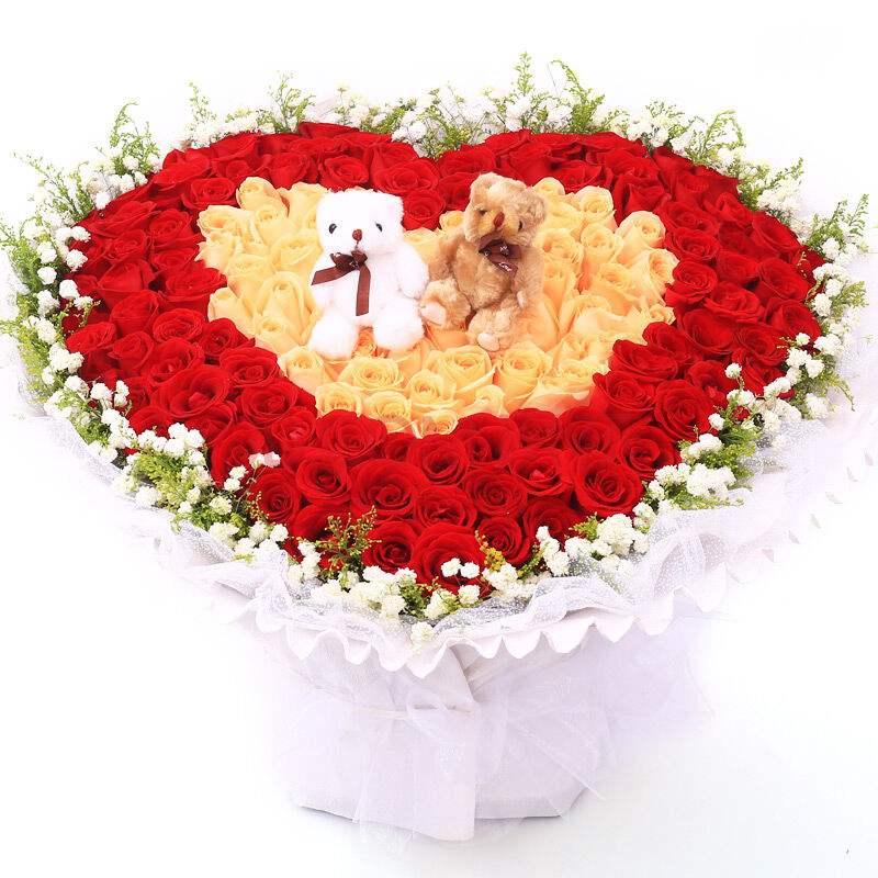 内蒙古鲜花网站-温情不变