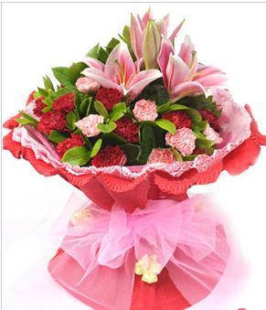 七夕节鲜花礼物