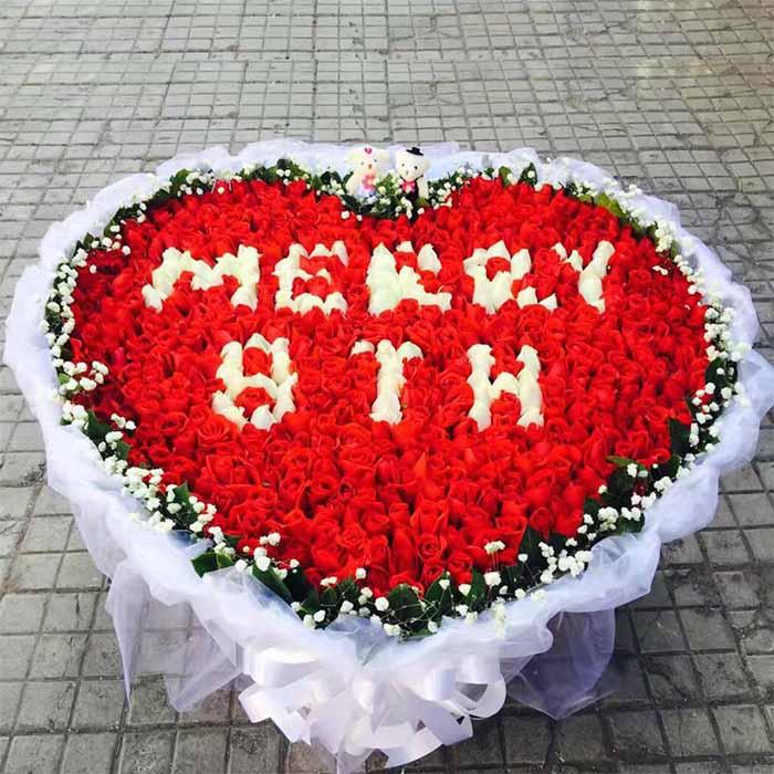 圣诞节礼物                                                                                          鲜花网:爱无止境