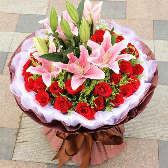 法国预订鲜花-邂逅美丽